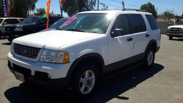 2003 ford explorer xlt for sale in riverside california classified america. Cars Review. Best American Auto & Cars Review