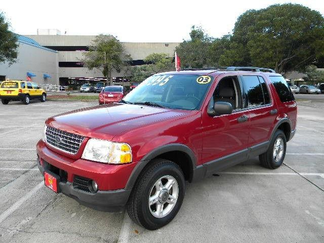 2003 ford explorer xlt for sale in margate florida classified americanlist. Cars Review. Best American Auto & Cars Review
