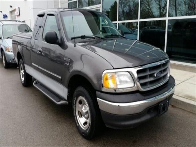 2003 ford f 150 4dr lariat extended cab sb for sale in terre haute indiana classified. Black Bedroom Furniture Sets. Home Design Ideas