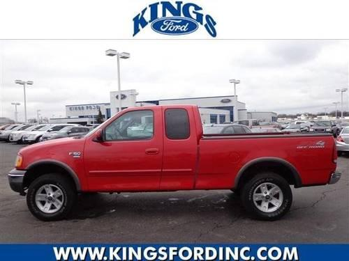 2003 ford f 150 extended cab pickup xlt for sale in symmes township ohio classified. Black Bedroom Furniture Sets. Home Design Ideas