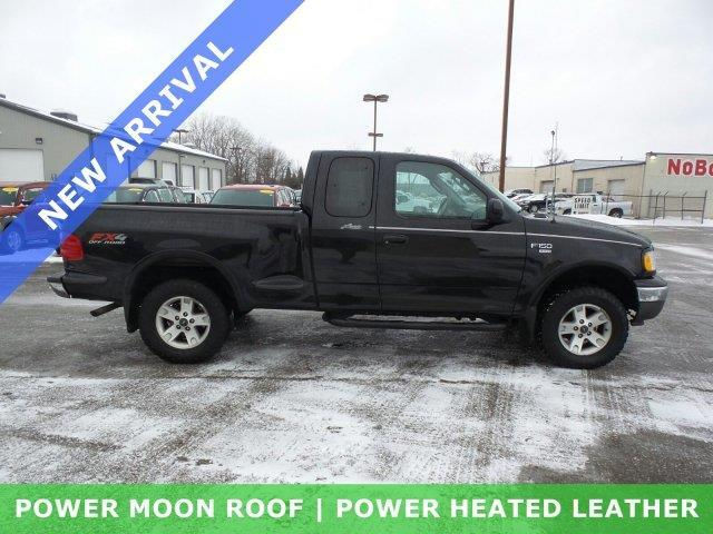 2003 Ford F-150 Lariat 4dr SuperCab Lariat 4WD