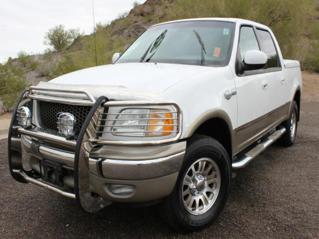 2003 ford f 150 lariat 4dr supercrew lariat 4wd styleside sb for sale in phoenix arizona. Black Bedroom Furniture Sets. Home Design Ideas