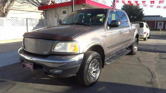 2003 ford f 150 lariat 4dr supercrew lariat 4wd styleside sb for sale in carson city nevada. Black Bedroom Furniture Sets. Home Design Ideas