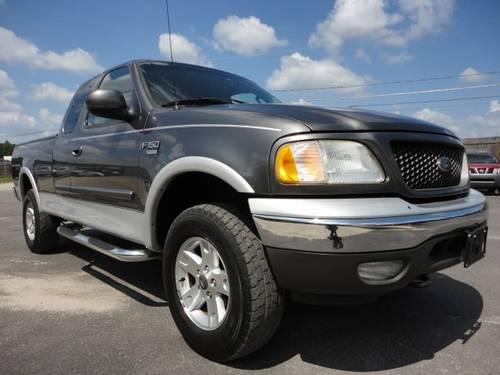 2003 ford f 150 pickup truck supercab 4x4 st for sale in guthrie north carolina classified. Black Bedroom Furniture Sets. Home Design Ideas