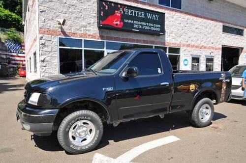 2003 ford f 150 pickup truck xl for sale in naugatuck connecticut classified. Black Bedroom Furniture Sets. Home Design Ideas