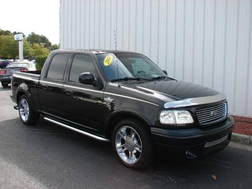 2003 ford f 150 supercrew 139 harley davidson harley davidson for sale in wilmington north. Black Bedroom Furniture Sets. Home Design Ideas