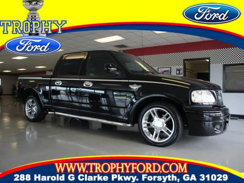 2003 ford f 150 supercrew harley davidson for sale in forsyth georgia classified. Black Bedroom Furniture Sets. Home Design Ideas