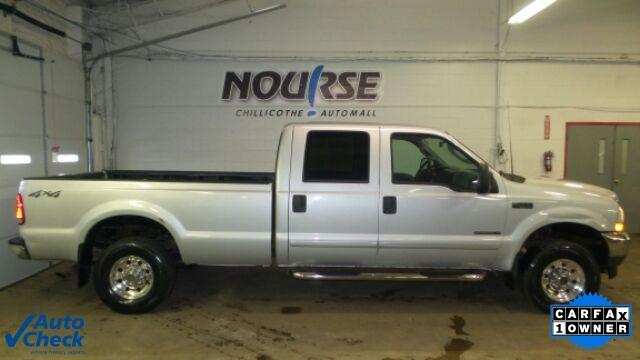 2003 ford f 250 4dr lariat 4wd crew cab sb for sale in chillicothe ohio classified. Black Bedroom Furniture Sets. Home Design Ideas