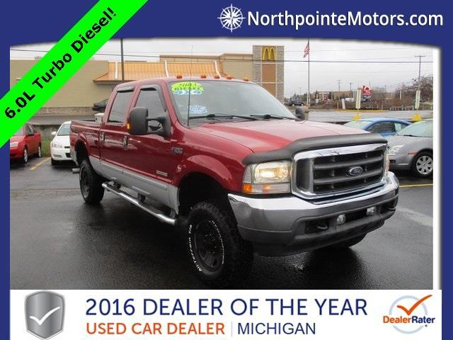 2003 ford f 250 super duty xlt 4dr crew cab xlt 4wd sb for for North point motors traverse city