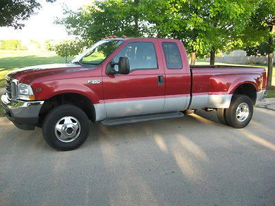 2003 ford f 350 1 ton xlt dually 4x4 super cab 8 box. Black Bedroom Furniture Sets. Home Design Ideas