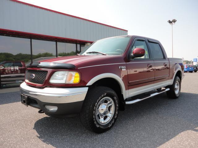 2003 ford f150 king ranch supercrew for sale in harrisonburg virginia classified. Black Bedroom Furniture Sets. Home Design Ideas