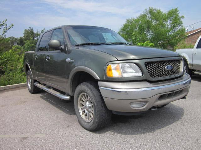 2003 ford f150 king ranch for sale in owensboro kentucky classified. Cars Review. Best American Auto & Cars Review