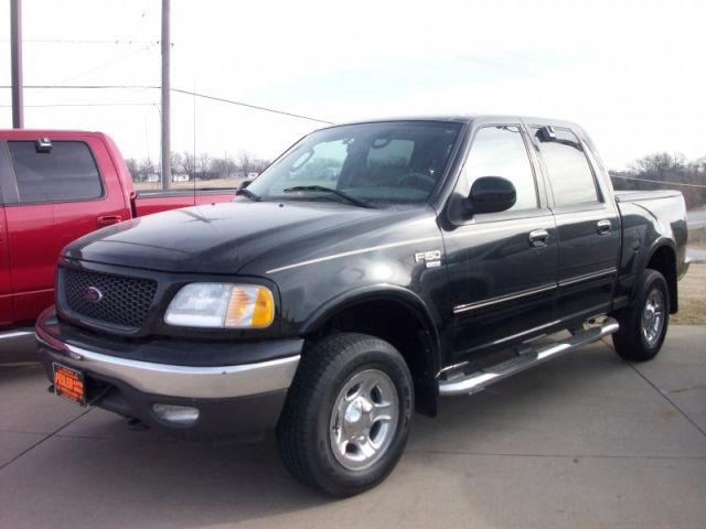 2003 ford f150 lariat supercrew for sale in fairfield iowa classified. Black Bedroom Furniture Sets. Home Design Ideas