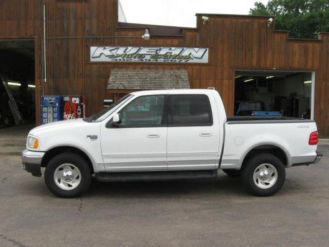2003 ford f150 supercrew for sale in south sioux city nebraska classified. Black Bedroom Furniture Sets. Home Design Ideas