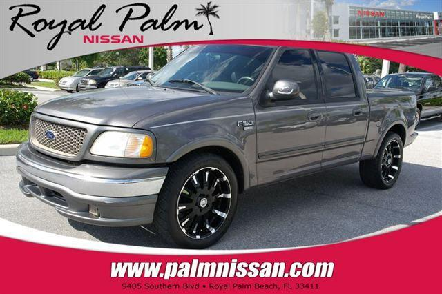 2003 ford f150 supercrew for sale in royal palm beach. Black Bedroom Furniture Sets. Home Design Ideas