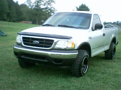 2003 ford f150 v6 value