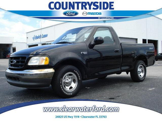 2003 ford f150 xl for sale in clearwater florida classified. Black Bedroom Furniture Sets. Home Design Ideas
