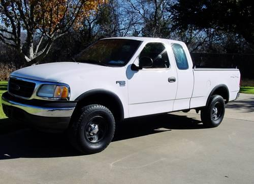 2003 ford f150 xl extended cab 4x4 for sale in midlothian texas classified. Black Bedroom Furniture Sets. Home Design Ideas