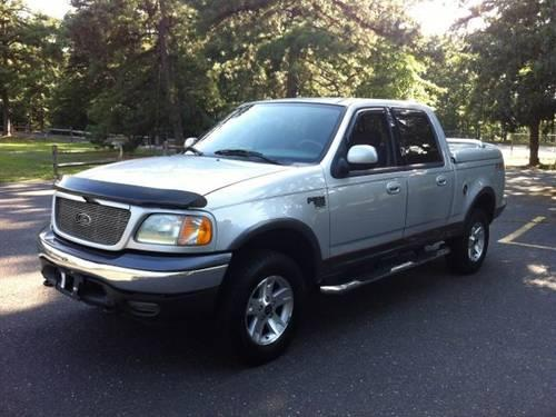 2003 ford f150 xlt crew cab for sale in old bridge new jersey classified. Black Bedroom Furniture Sets. Home Design Ideas