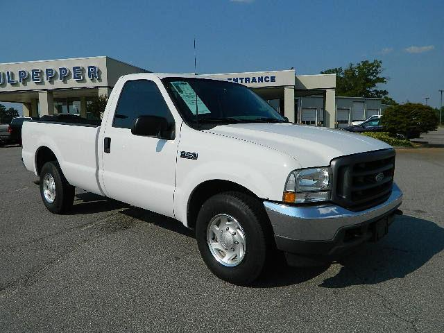 2003 ford f250 xl for sale in thomson georgia classified. Black Bedroom Furniture Sets. Home Design Ideas