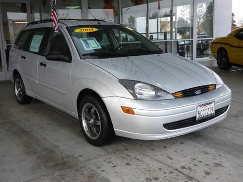 2003 ford focus 4d station wagon for sale in newark california classified. Black Bedroom Furniture Sets. Home Design Ideas