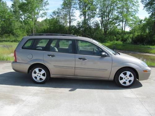 2003 ford focus station wagon 4dr wgn ztw for sale in barrington illinois classified. Black Bedroom Furniture Sets. Home Design Ideas