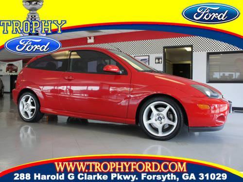 2003 ford focus svt 3 dr hatchback for sale in forsyth georgia classified. Black Bedroom Furniture Sets. Home Design Ideas