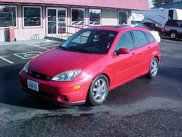 2003 ford focus svt for sale in puyallup washington classified. Black Bedroom Furniture Sets. Home Design Ideas