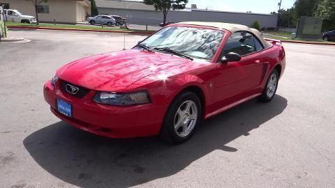 2003 ford mustang 2 door convertible for sale in boise idaho classified. Black Bedroom Furniture Sets. Home Design Ideas