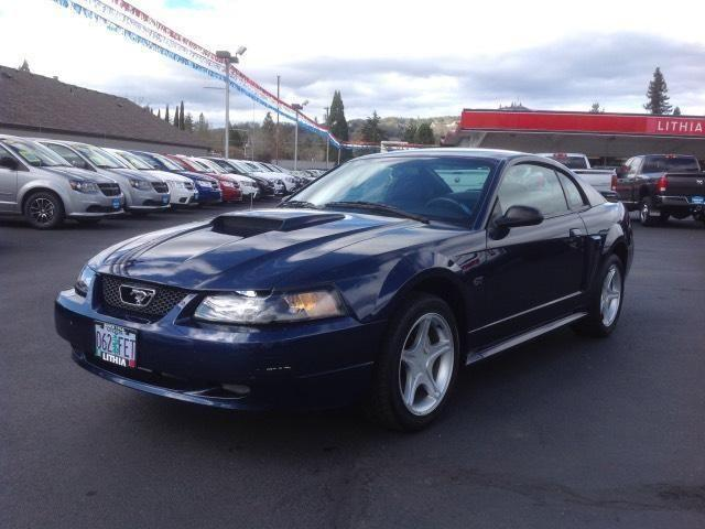 2003 ford mustang 2dr coupe for sale in grants pass. Black Bedroom Furniture Sets. Home Design Ideas