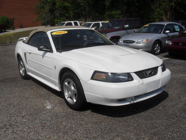 2003 ford mustang for sale in anniston alabama classified. Black Bedroom Furniture Sets. Home Design Ideas