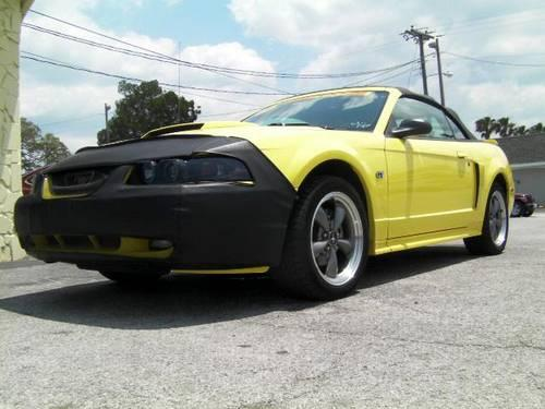 2003 ford mustang convertible gt convertible for sale in new port richey florida classified. Black Bedroom Furniture Sets. Home Design Ideas