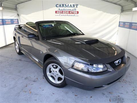 2003 ford mustang convertible premium convertible 2d for sale in kissimmee florida classified. Black Bedroom Furniture Sets. Home Design Ideas