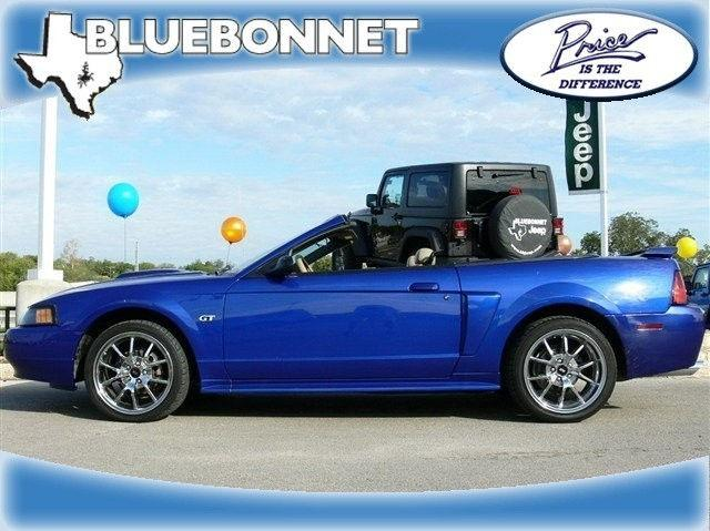 2003 ford mustang gt for sale in new braunfels texas classified. Black Bedroom Furniture Sets. Home Design Ideas