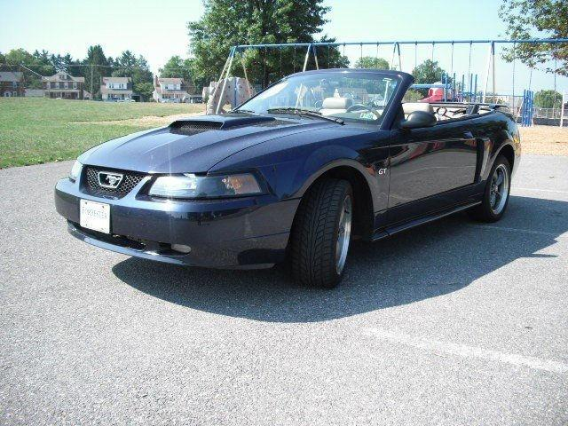 2003 ford mustang gt for sale in chambersburg pennsylvania classified. Black Bedroom Furniture Sets. Home Design Ideas