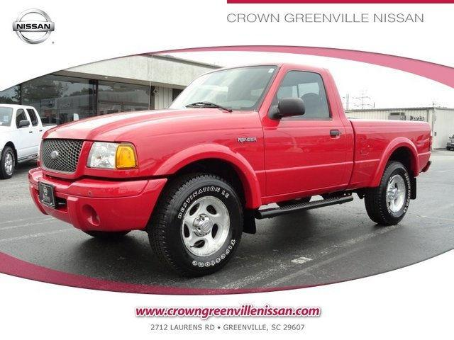 2003 Ford Ranger Edge For Sale In Greenville South