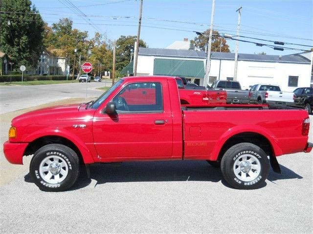 2003 ford ranger edge for sale in robinson illinois classified. Black Bedroom Furniture Sets. Home Design Ideas