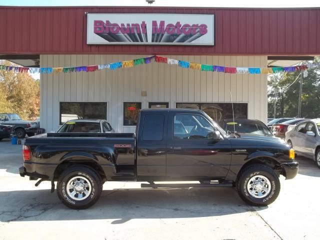 2003 Ford Ranger Edge