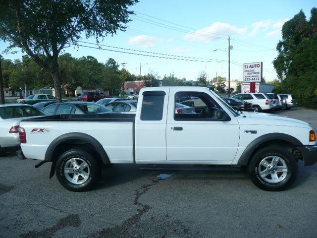 2003 ford ranger fx4 for sale in raleigh north carolina classified. Black Bedroom Furniture Sets. Home Design Ideas