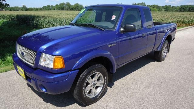 2003 ford ranger tremor supercab for sale in shell rock iowa classified. Black Bedroom Furniture Sets. Home Design Ideas