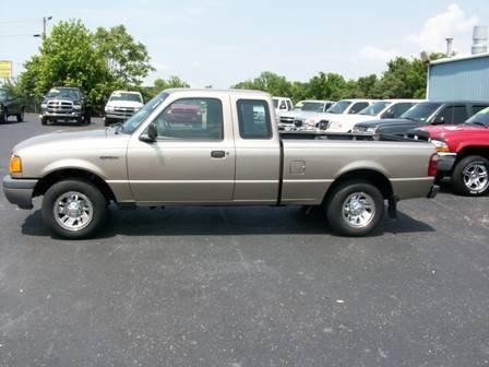 Don Marshall Somerset Ky >> 2003 Ford Ranger Truck Super Cab for Sale in Somerset ...