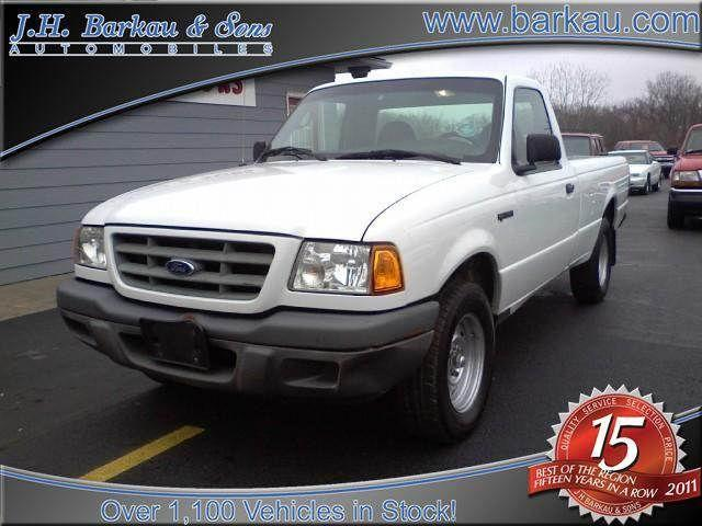 2003 ford ranger xl for sale in cedarville illinois classified. Black Bedroom Furniture Sets. Home Design Ideas