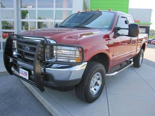 2003 ford super duty f 250 extended cab pickup for sale in acorn kentucky classified. Black Bedroom Furniture Sets. Home Design Ideas