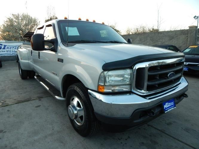 2003 ford super duty f 350 crew cab for sale in sacramento california classified. Black Bedroom Furniture Sets. Home Design Ideas