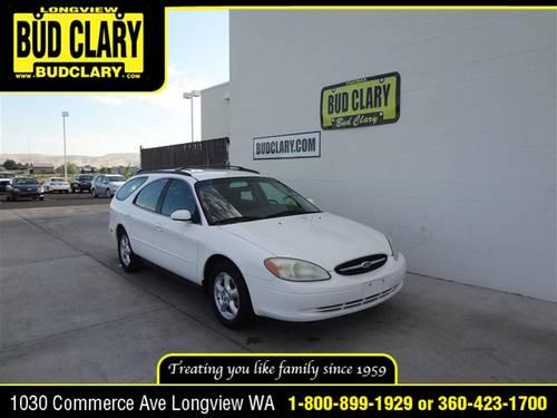2003 Ford Taurus Station Wagon Se For Sale In Longview