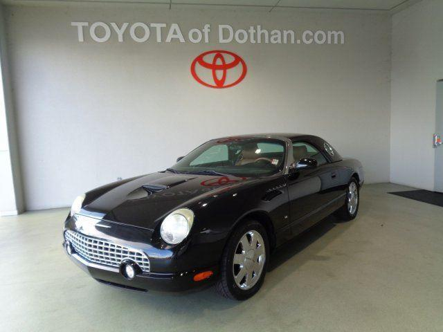2003 Ford Thunderbird Deluxe Deluxe 2dr Convertible