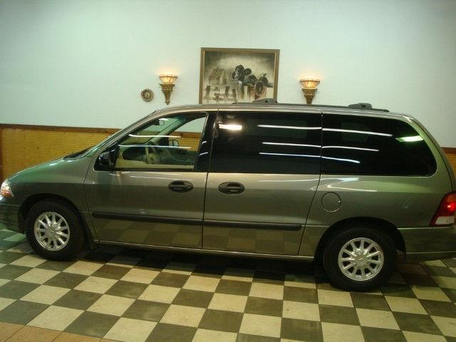 2003 ford windstar lx for sale in arlington texas classified. Black Bedroom Furniture Sets. Home Design Ideas