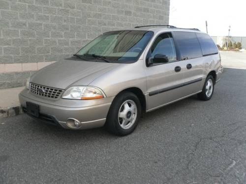 2003 ford windstar minivan lx for sale in saddle brook. Black Bedroom Furniture Sets. Home Design Ideas