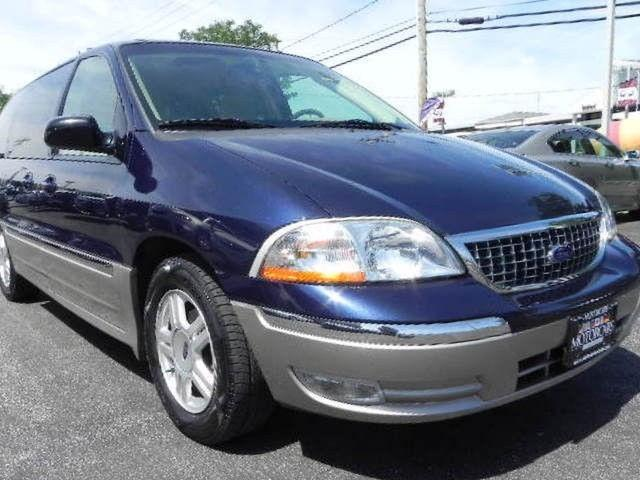 2003 ford windstar sel for sale in bedford ohio classified. Black Bedroom Furniture Sets. Home Design Ideas
