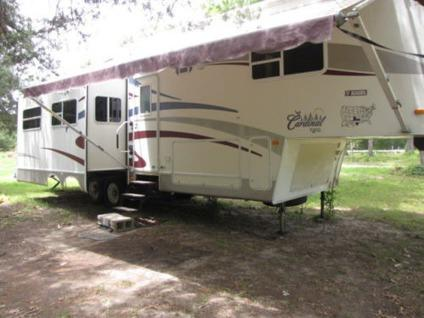 2003 forest river cardinal 5th wheel owners manual